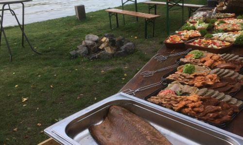 BBQ op het eiland 1